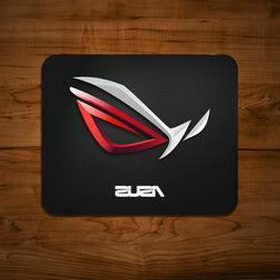 Asus Logo Mouse Mat Mac PC Gaming Game Gamers Graphics Lapto