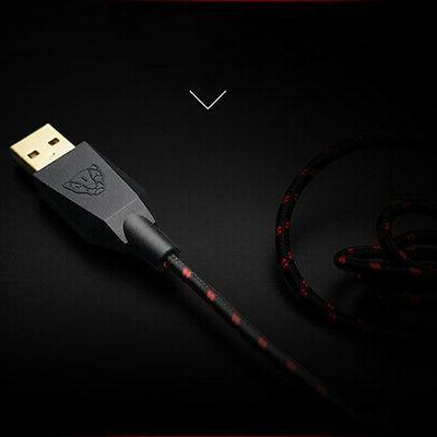 Gaming Mice Optical USB Wired PC Laptop Gamer Motospeed K8Q2