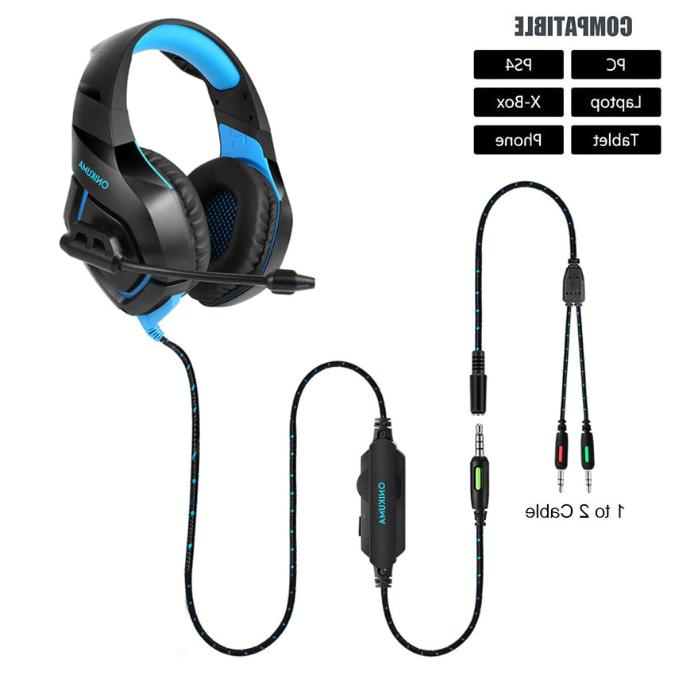 Headset Stereo Mic For Laptop