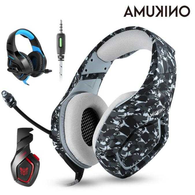 k1 ps4 gaming headset pc stereo