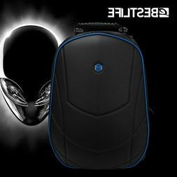 Men Luxury 3D Backpack 17.3 Inch Portable Office Laptop Bag