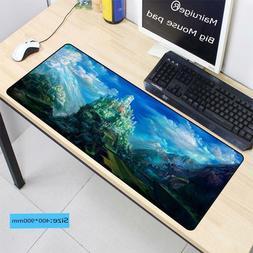 Mouse Pad Gamer Fantasy Wrist Rest Professional Laptop Beaut