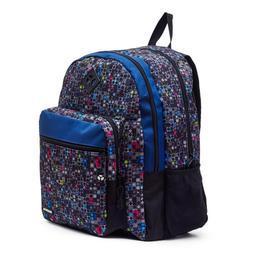 """Yak Pak Pixelate Backpack Boys/Girls Unisex 17"""" Large pocket"""